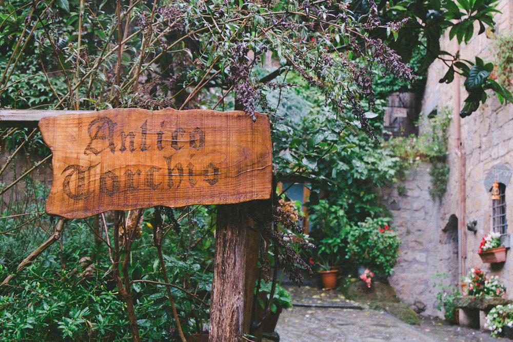 Antico Torchio - Civita di Bagnoregio - Italy