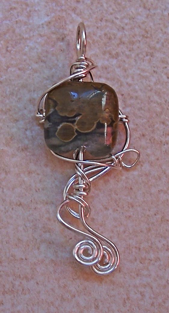 Unnamed Elise Matthesen pendant, 2006