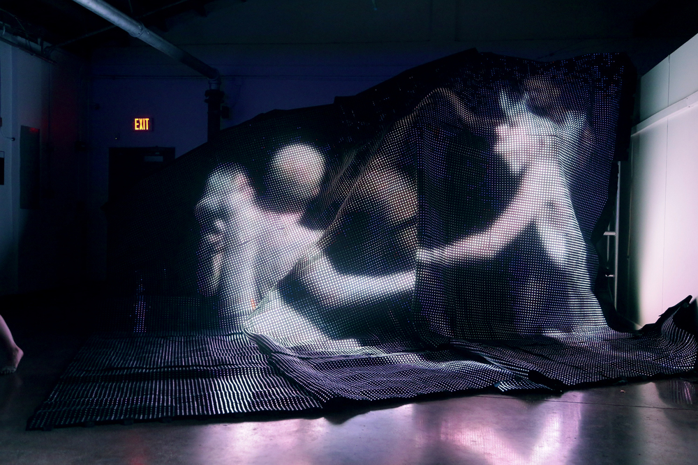 Other Worlds (Performance still)
