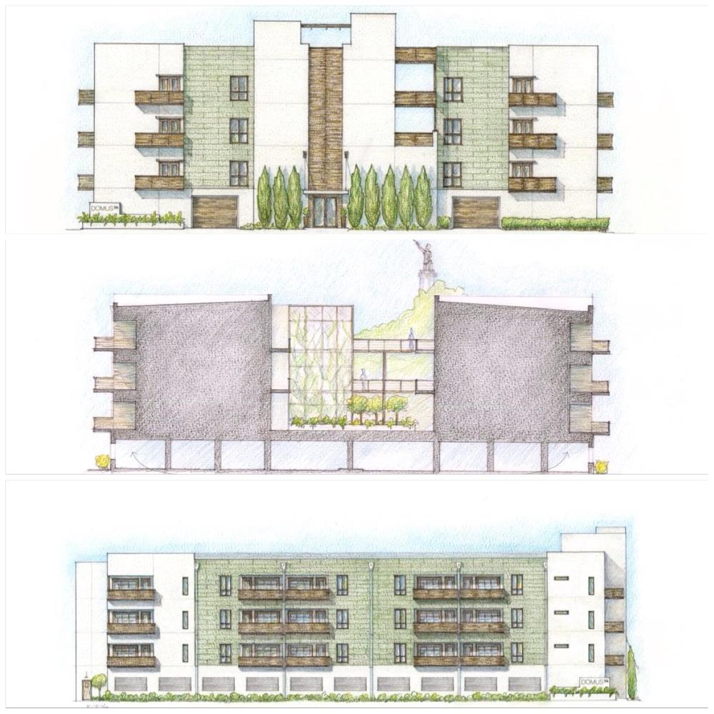 A Chic 36 Unit Condominum Development