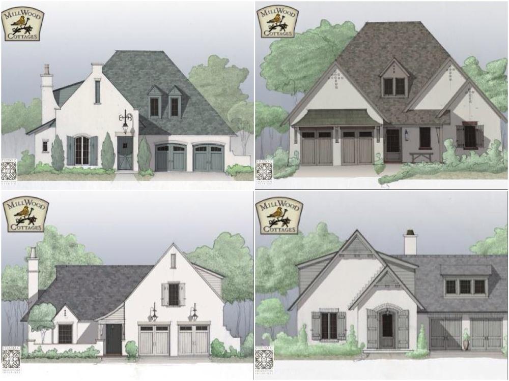 Millwood Cottages, Auburn, Alabama