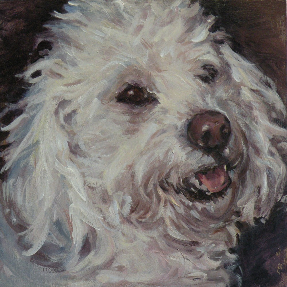 original dog portraits