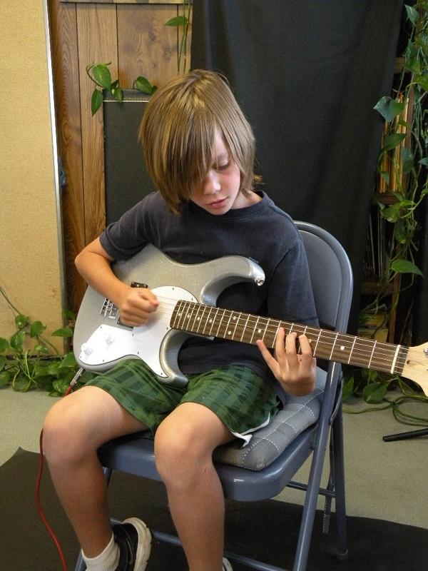 School of guitar