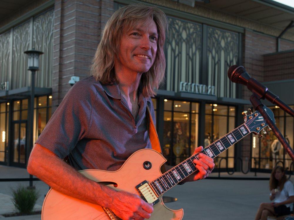 Denver guitarist