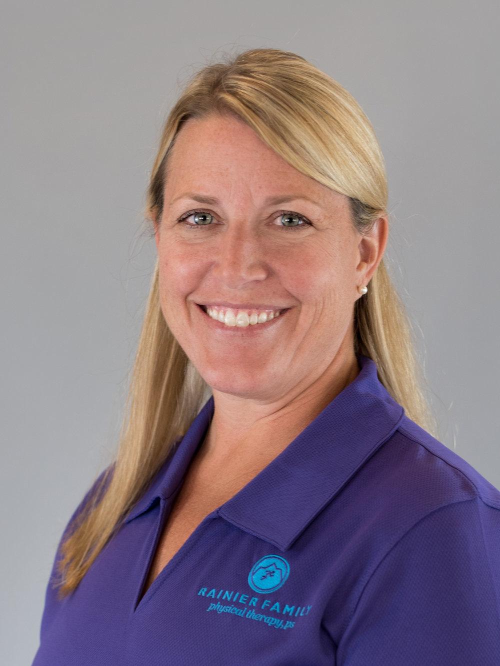 Susan Hays, MSPT