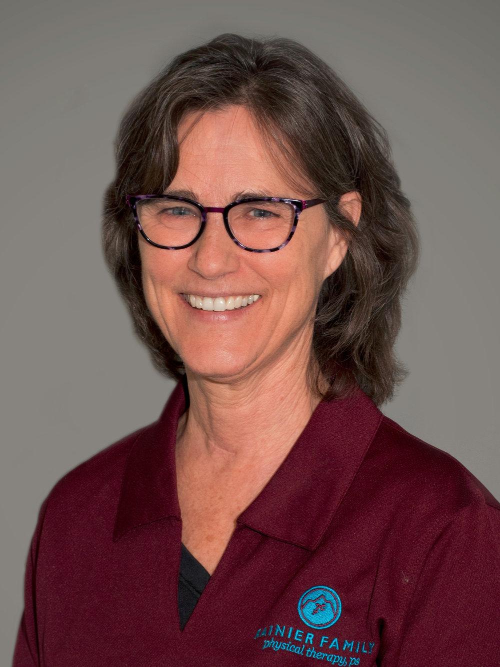 Susan Barry, PT
