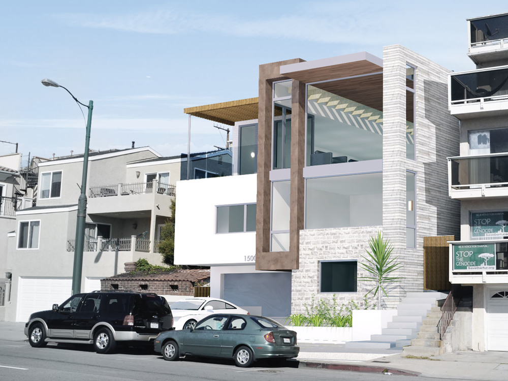 Hermosa Avenue Residence