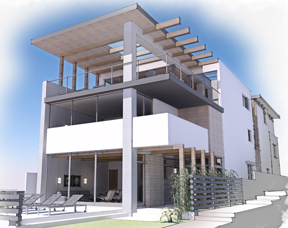 Alma Avenue Residence