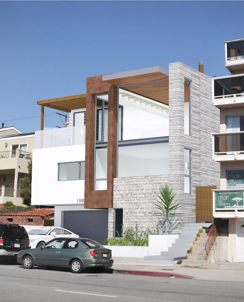Hermosa Ave Residence