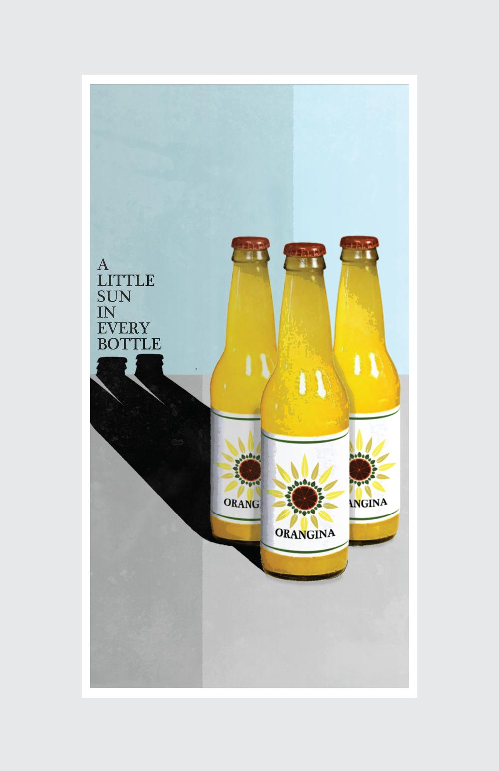 Orangina Rebrand Ad