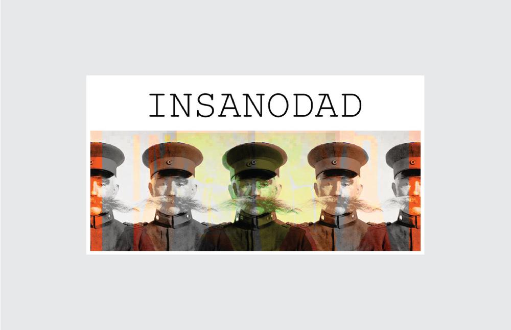 Insanodad Poster