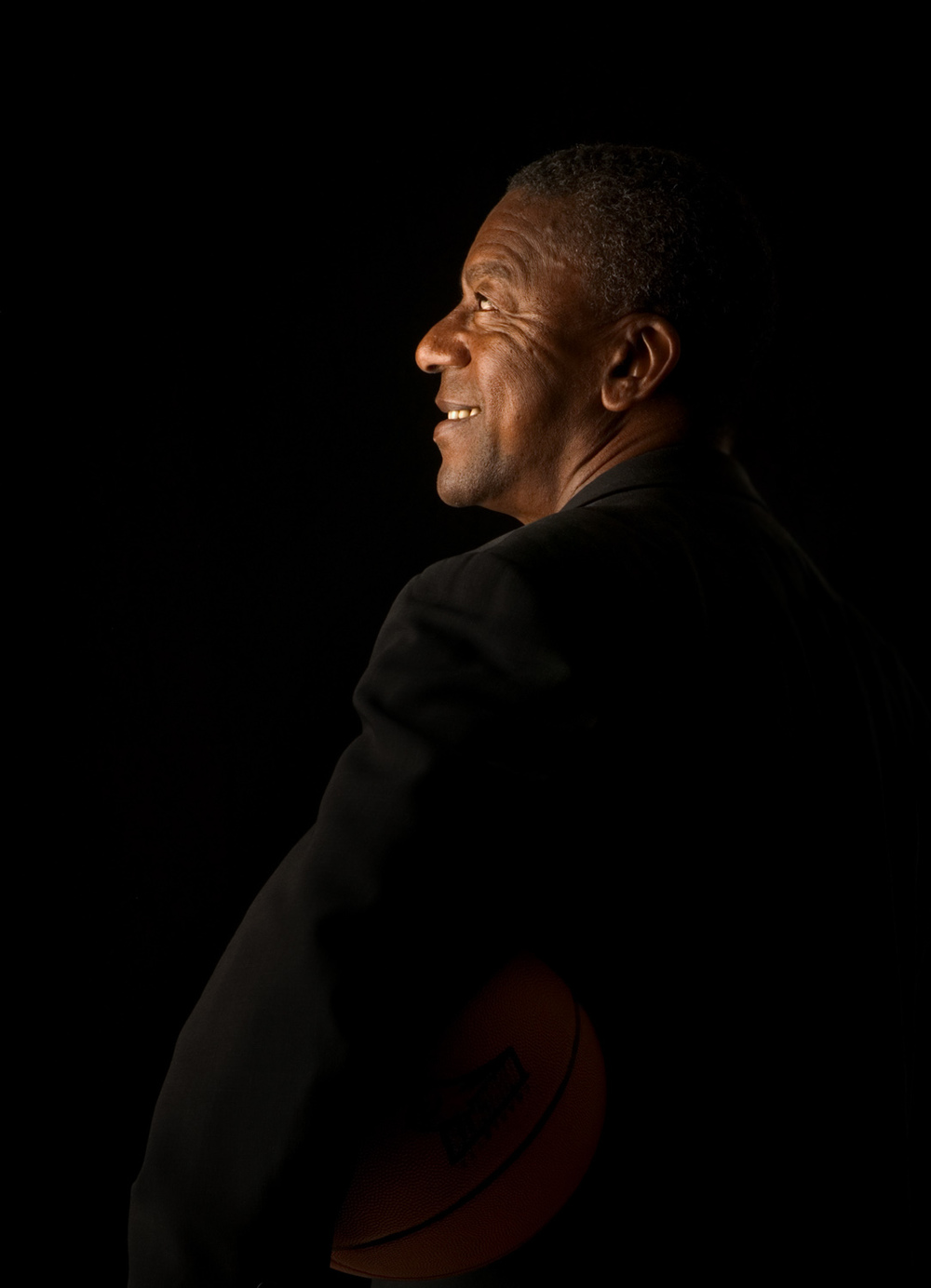 Bob Johnson (2004), Founder of BET and Owner of Charlotte Bobcats