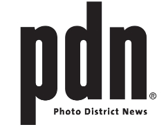 Photo District News logo.