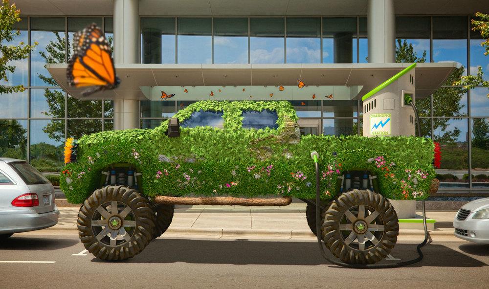 3D Automobiles