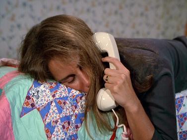 Claudia's drunk dialing again