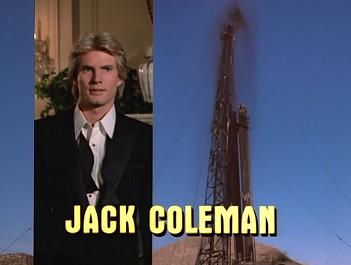 It's not entirely the same, Jack Coleman is on the left.