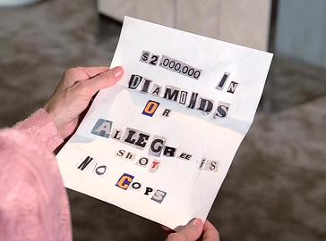 These type of ransom notes are awesome