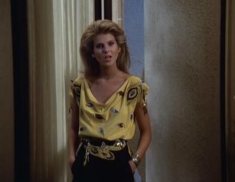 Scarlett never dressed like this