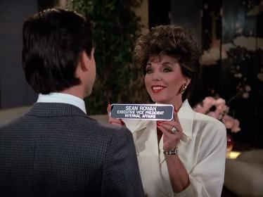 So, Sean only gets a name plate