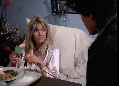 Is Sammy Jo still in the hospital?