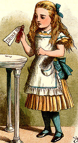 John Tenniel [Public domain], via Wikimedia Commons
