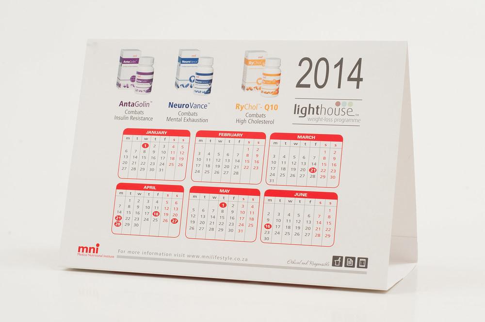 Lithographic Calendar Printers 3