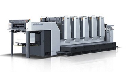 Komori Lithrone LS29 Press