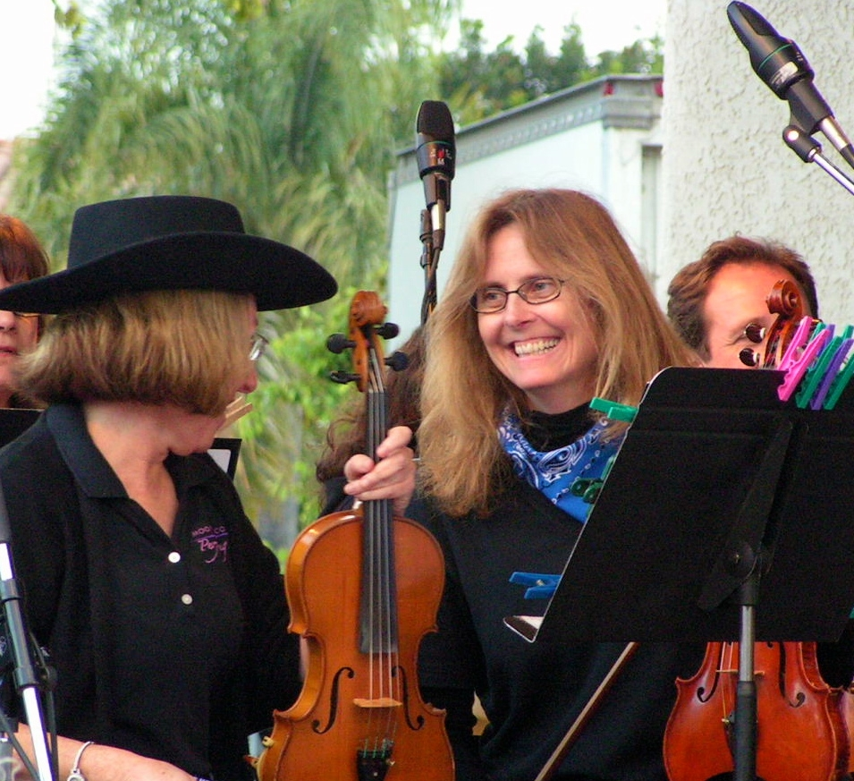 Performing with Rider's of the Purple Sage.