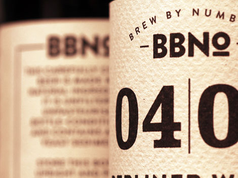 Brew By NumbersLondon, England - Tom and Dave were testing recipes, gypsy brewing at Kernel until the beginning of 2014 when they were handed the keys to their own railway arch nearby. The set up is very interesting with a whirpool mash tun which gets much better hop extraction than just dunking fesh hops in the tank. Their delicious Saison is quite saline and very moreish and the Session IPA is exactly that; amazingly quaffable.Saison, 330mlPale Ale, 330mlSession IPA, 330mlWitbier, 330ml