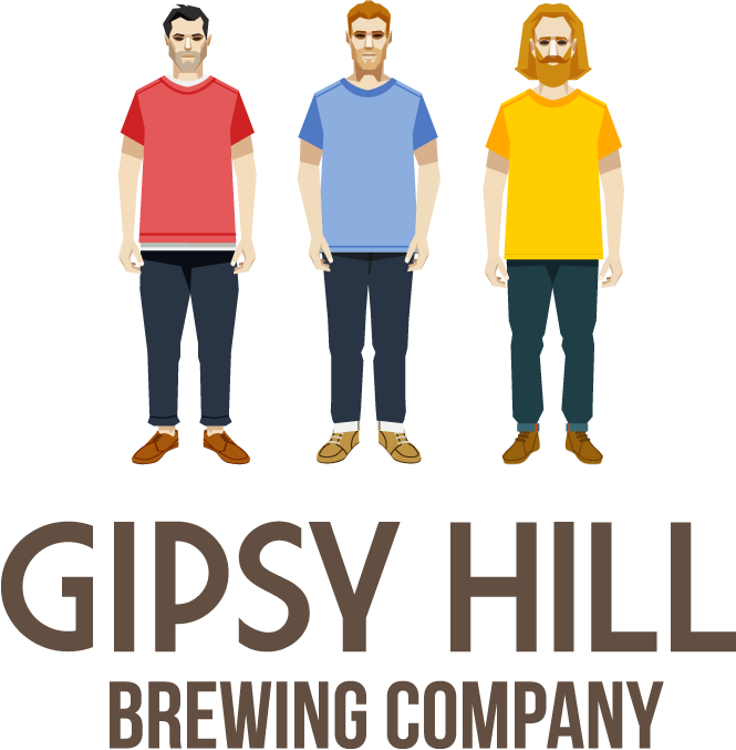 Gipsy Hill Brewing CoLondon, England - Gipsy Hill are three friends who are represented by the characters you can see above who decided to set up the brewery close to where they live in south-east London. They have always focused on making beers that aren't too strong in alcohol but are far from bland. All three beers are highly drinkable.Beatnik Pale Ale, 330mlSouthpaw Amber Ale, 330ml & 30l kegsHepcat Session IPA, 330ml & 30l kegs... and rotating specials