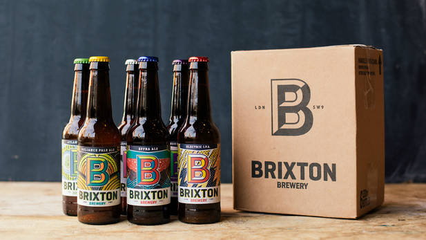 Brixton BreweryLondon, England - Tucked away in a small railway arch in Brixton near the markets is where you will find Brixton Brewery. Jez and the team make full use of the limited space and have the world's tiniest office...seriously. Bottle conditioned with plenty of fresh hopping the Ales (Effra, Reliance and Atlantic) are as vibrant as the labels on the outside of the bottles. Whilst the Windrush is a fantastic stout with lots of toasted coffee notes; although at a more quaffable % abv than you might expect from a stout that name checks the Caribbean!Reliance Pale Ale, 330mlLow Volatge, 330mlAtlantic American Pale Ale, 330mlEffra Amber Ale, 330mlWindrush Stout, 330ml