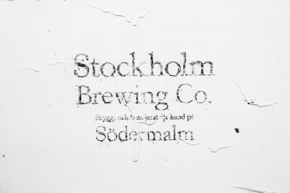 """Stockholm Brewing CoStockhom, Sweden - Biercraft are very excited to have their first Scandinavian Brewery on the list. Stockhom Brewing Company have been getting a lot of hype since they first started brewing a couple of years ago. A couple of the founders are also involved in the wine trade and there is definitely a focus on elegance and restraint that some of the more obvious """"hop bomb"""" beers distinctly lack. In fact the sour and saison beers tasted at the Copenhagen Beer Celebration this year were a welcome break from the 15% barrel aged, brett infected imperial monsters that most of the breweries were pouring! These are amazing beers and well worth the price.Stockholm Lager 330mlSaison d'Etre 330ml & 30l kegsElderflower Sour 330mlHallon Sour 330mlHoppy Saison 330ml... and more rotating specials"""