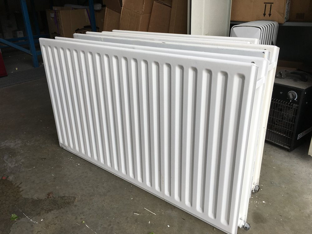 Saved a fortune refurbishing these radiators