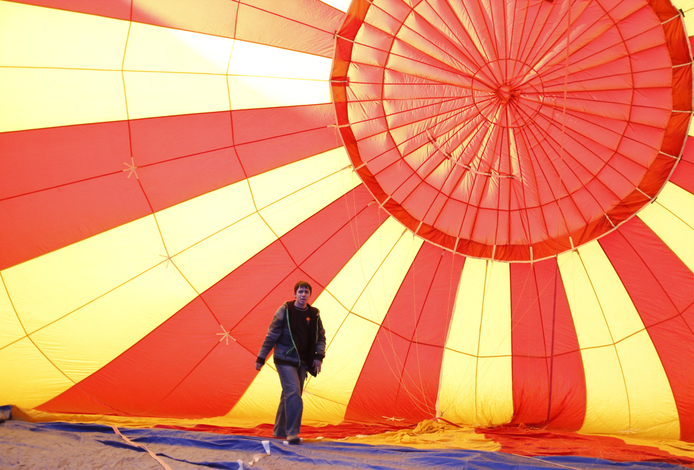 2012 Hot Air Balloon 1