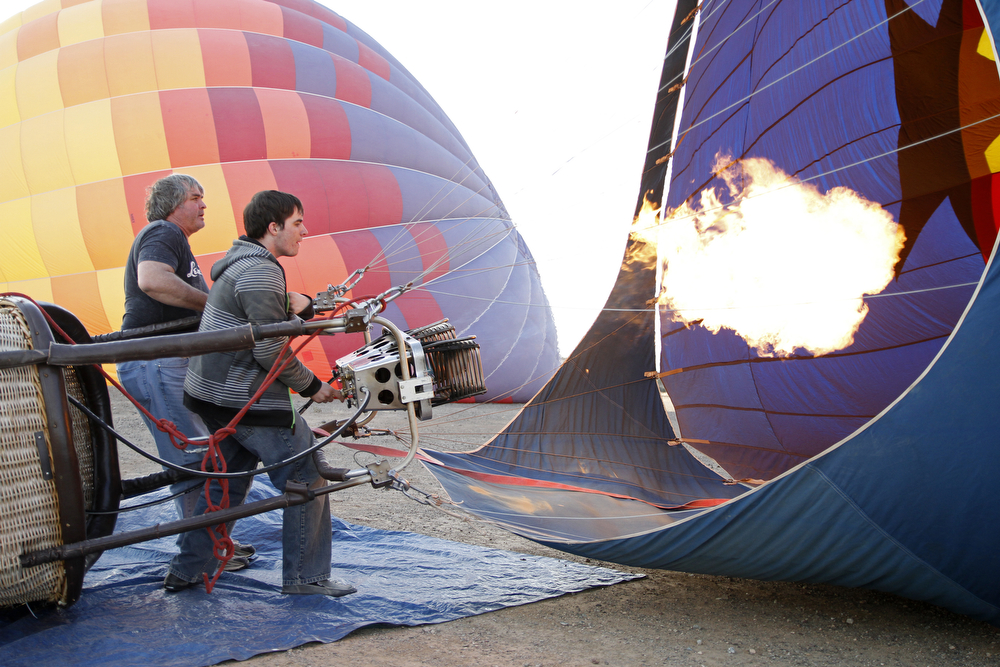 2012 Hot Air Balloon 3