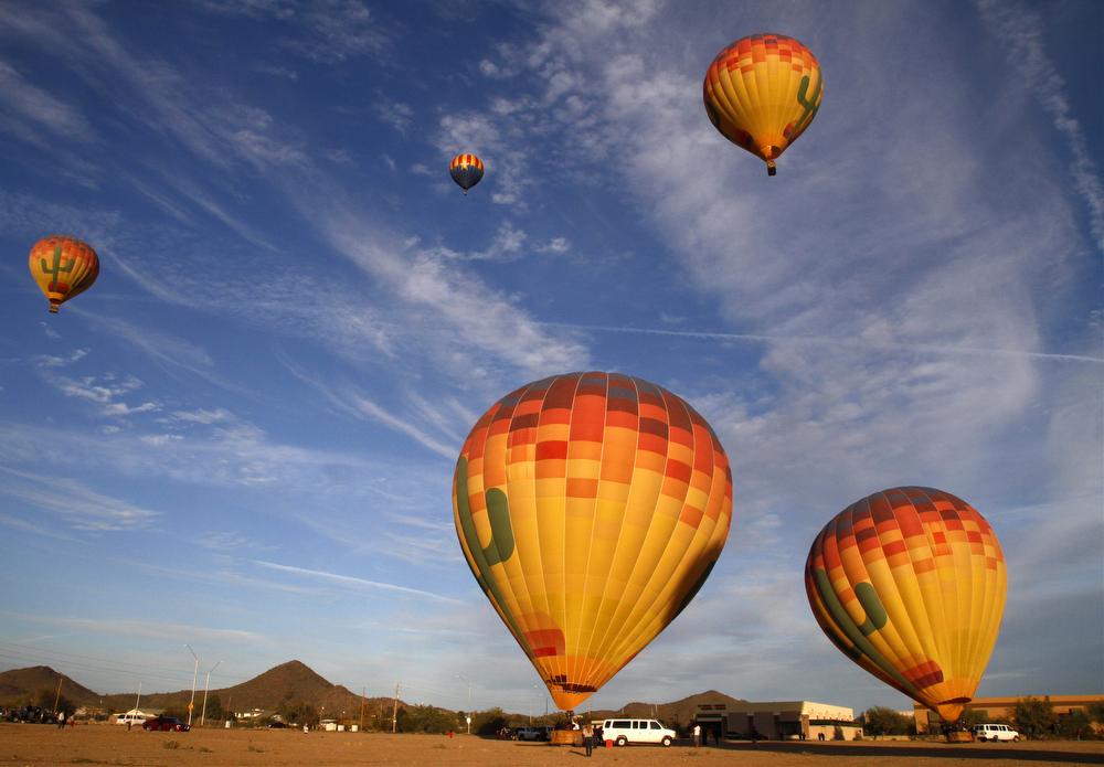 2012 Hot Air Balloon 5