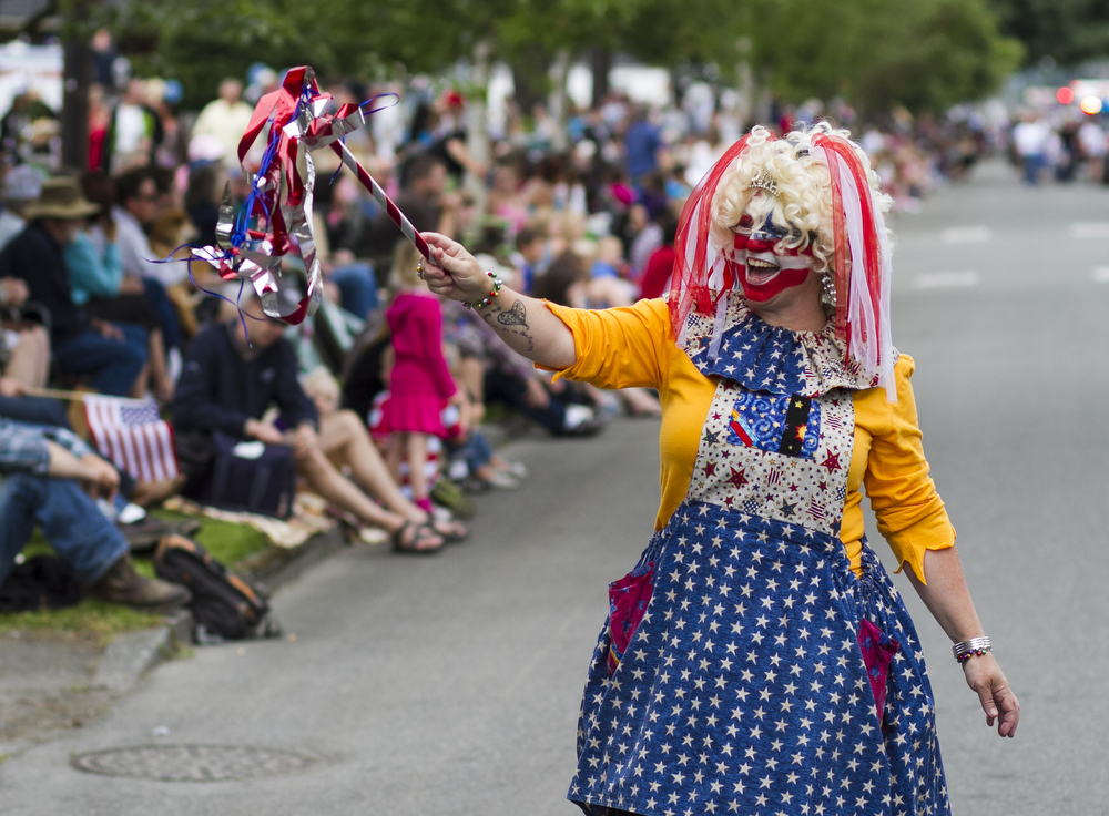 Sedro-Woolley's Loggerodeo Parade