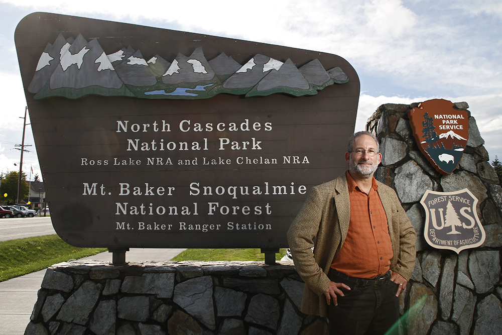 Saul Weisberg co-founded the North Cascades Institute in 1986 and serves as the executive director.