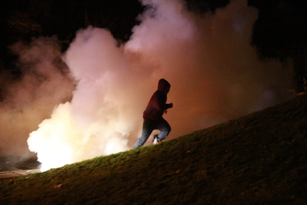 101312 Bellingham Block Party - Riot 0060.JPG