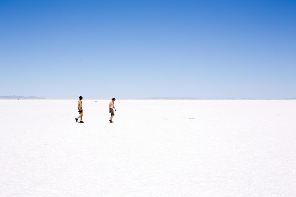 Salt Flats, Utah | July 2016