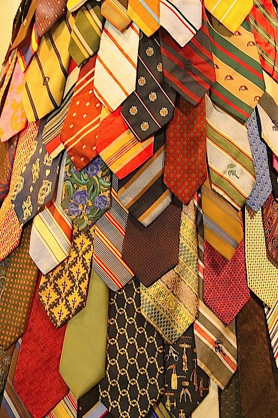 a Mosaic of ties