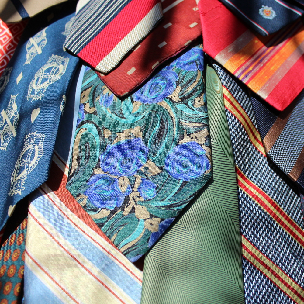The Tie Dress--Up Closer