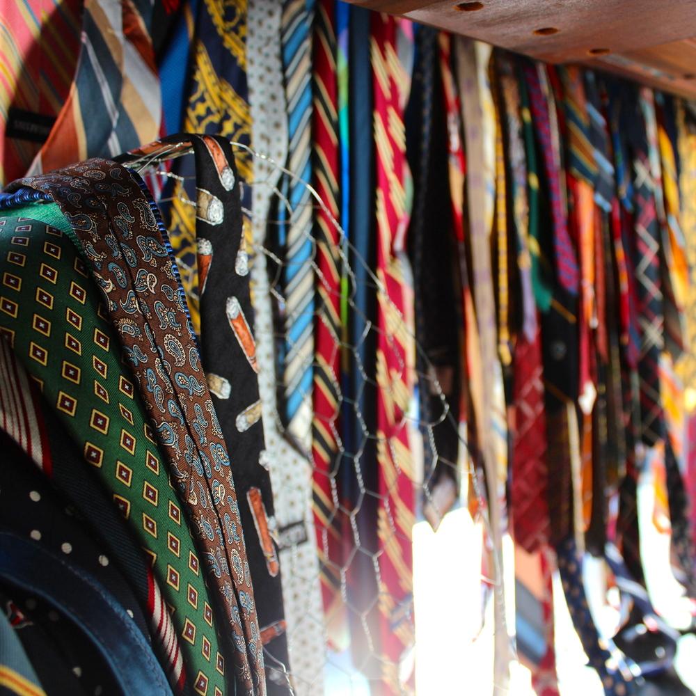 The Tie Dress--The Underside