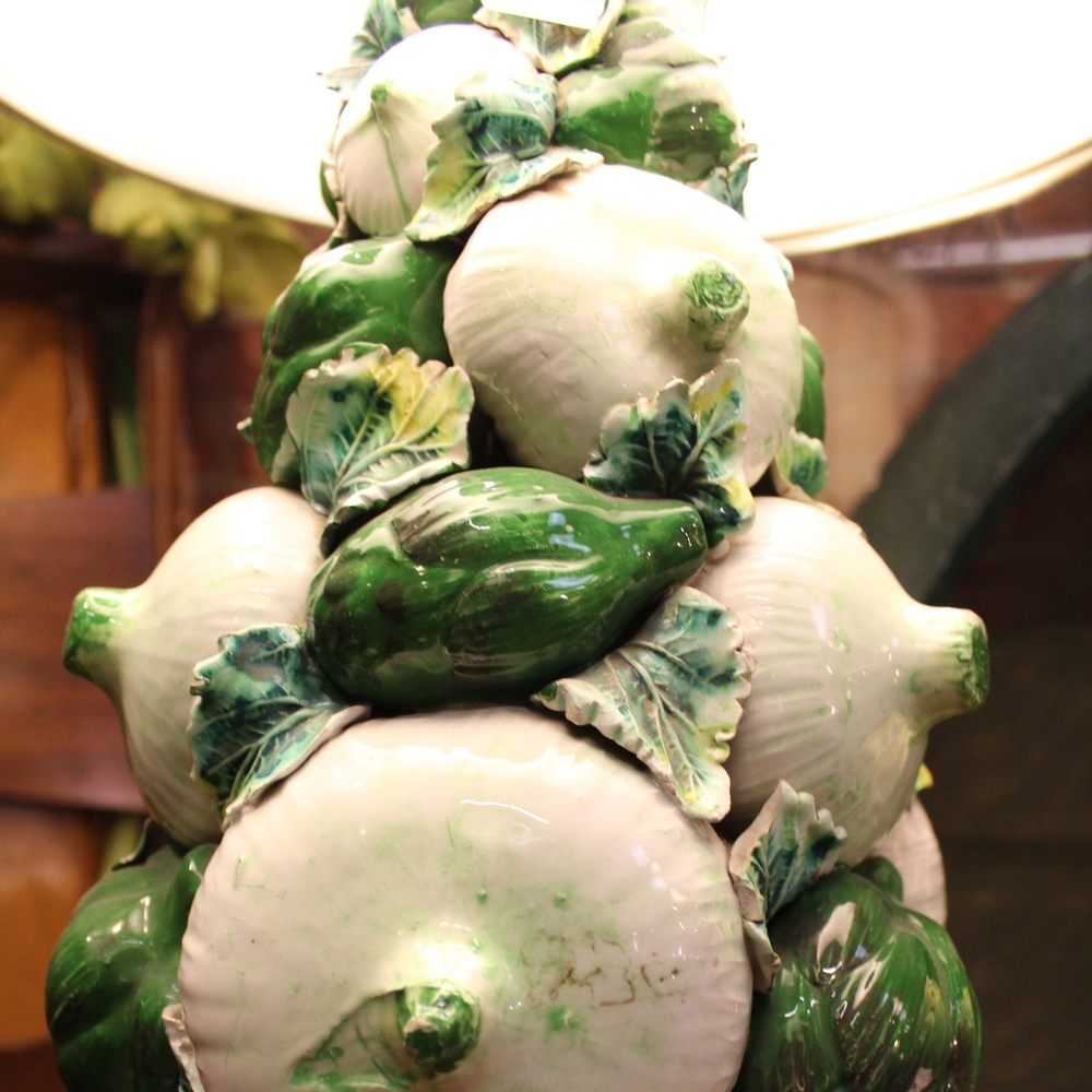 Funky Onion Lamp