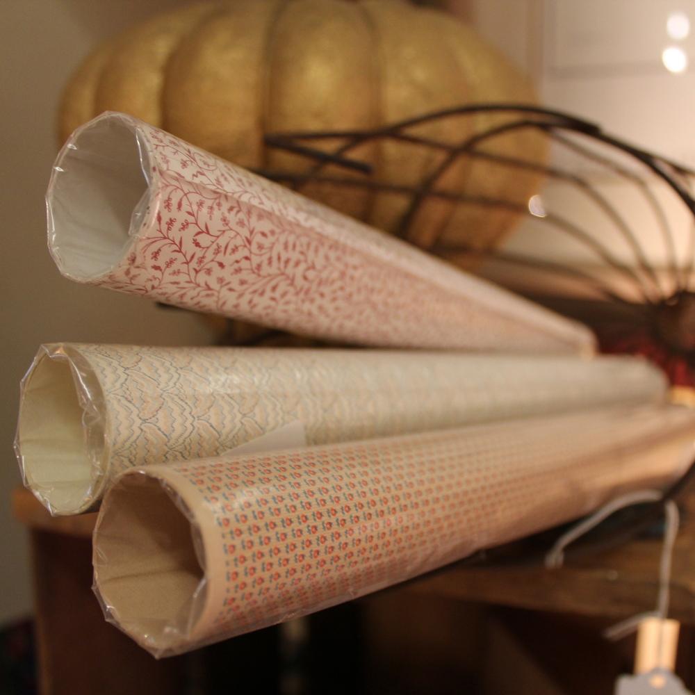 Floral Shelf Paper