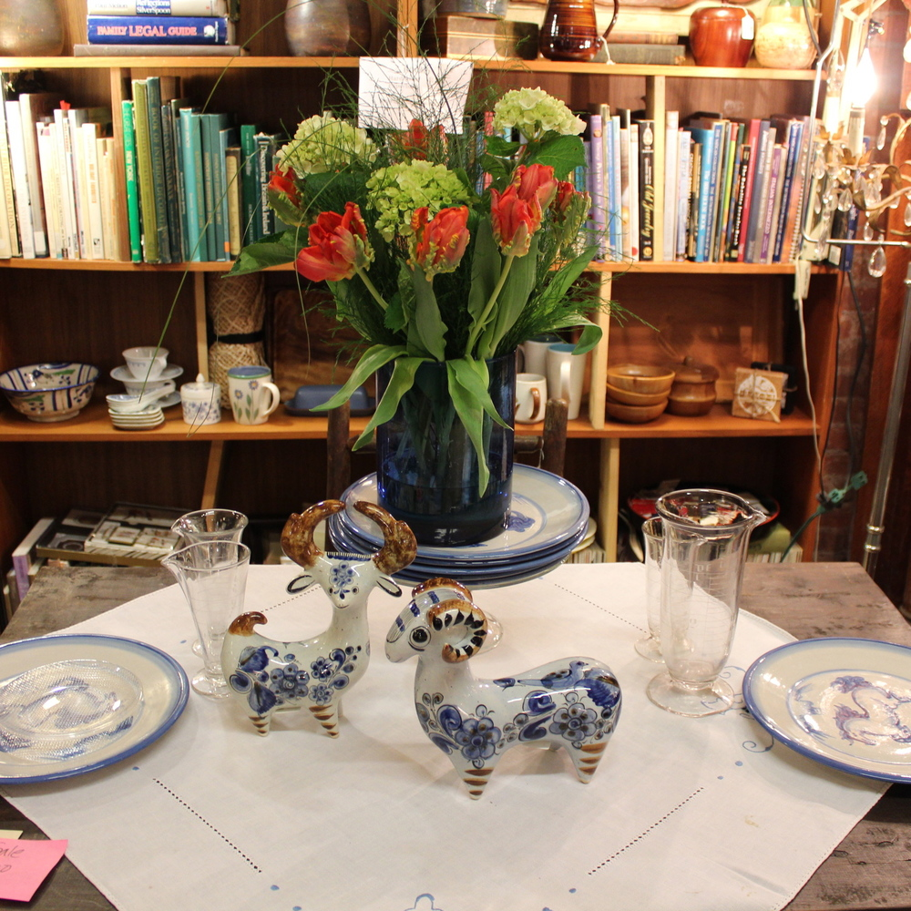A Table Set for Two!