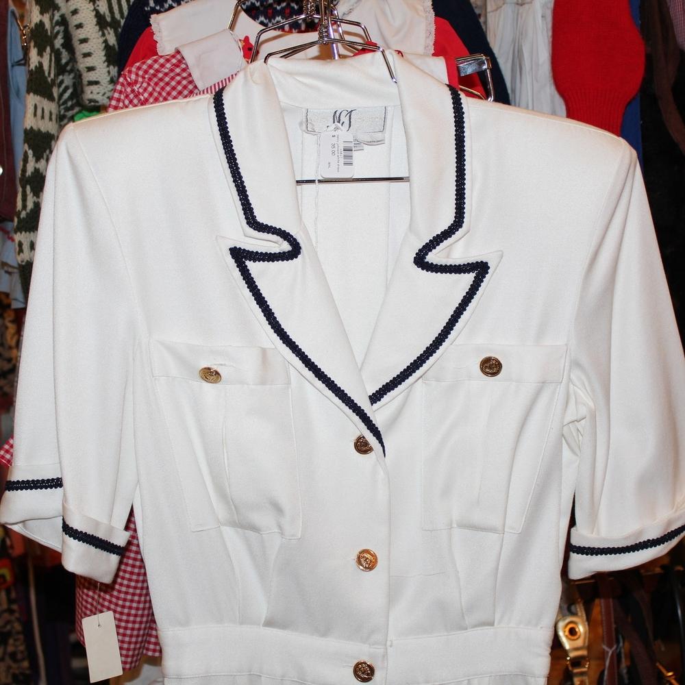 Classic Sailor Dress