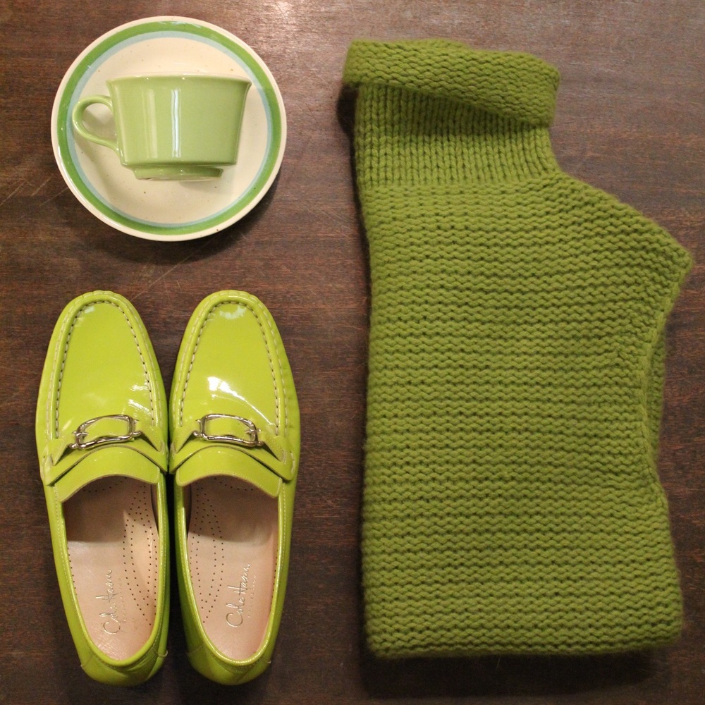Think Spring - Green Goodies