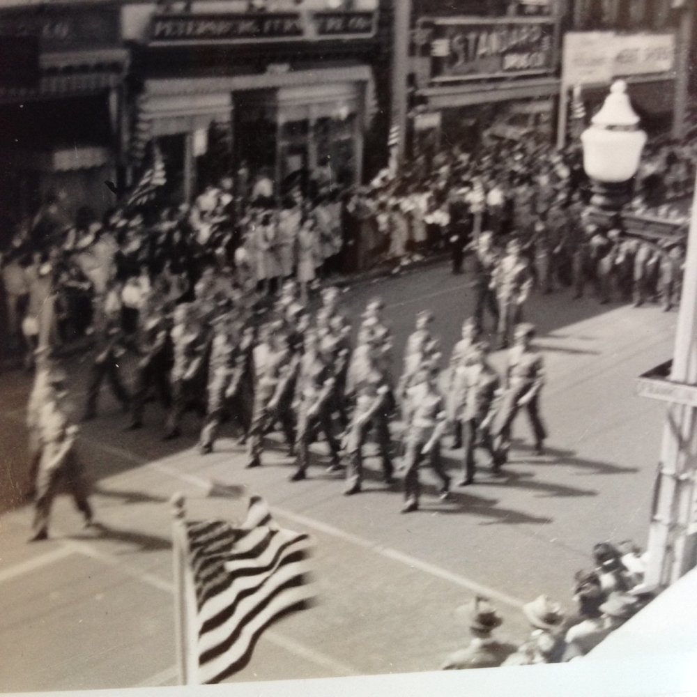 Army Day, April 6, 1944, Petersburg, Virginia