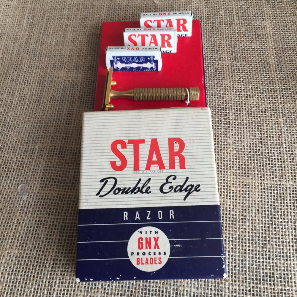 Star Double Edge Razor